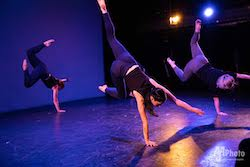 Inclined Dance Project. Photo by Andrew J. Mauney.