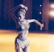 Lisette Ballard as Coffee in Pennsylvania Ballet's 'The Nutcracker'.
