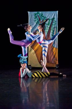 Photo courtesy of Nashville Ballet.