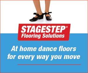 What are your options for safe dance flooring at home?