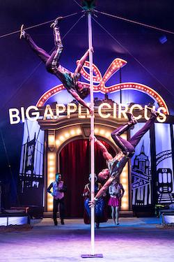 Big Apple Circus. Photo by Matthew Murphy.