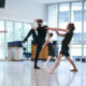San Francisco Ballet School students rehearse for the upcoming Virtual Festival. Photo by Erik Tomasson.