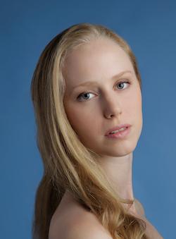 Teresa Reichlen. Photo by Paul Kolnik.