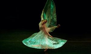 Ashleyliane Dance Company's 'Environmental Intelligence'.