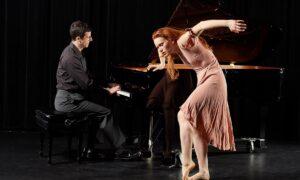 Jonathan Howard Katz and Erin Dillon. Photo by Rachel Neville.