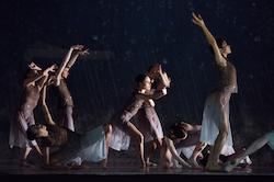 San Francisco Ballet in Cathy Marston's 'Snowblind'. Photo by Erik Tomasson.