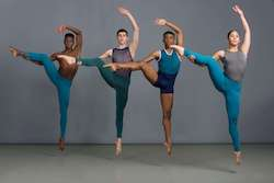 Students from The Ailey School Professional Division. Photo by Nir Arieli.