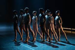 Boston Ballet in Ken Ossola's 'Zoom In'. Photo by Brooke Trisolini, courtesy of Boston Ballet.