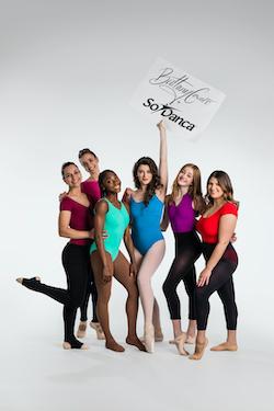 Brittany Cavaco Collection for Só Dança.