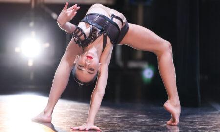 Lena Garcia (11) of Stars Dance Studio, FL. Photo by Chris Moore of Stars Action Studio.