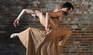 Peridance Contemporary Dance Company's 'Threshold'.