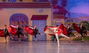 Photo courtesy of City Ballet San Francisco.