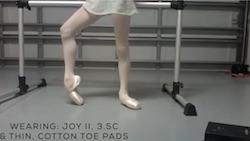 Só Dança Elektra Virtual Fitting.