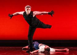 Bowen McCauley Dance Company. Photo by Jeff Malet.