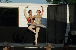 Festival Ballet Providence. Photo by Dylan Giles.