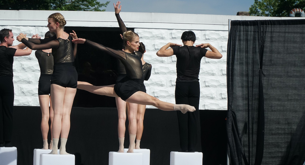 Festival Ballet Providence's 'Emergence'. Photo by Dylan Giles.