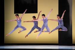 San Francisco Ballet in Helgi Tomasson's 'The Fifth Season'. Photo by Erik Tomasson.