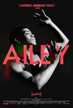 'AILEY' documentary.