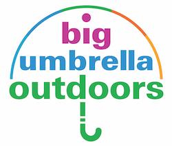 Big Umbrella Outdoors.