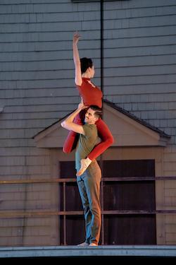 East Coast Contemporary Ballet. Photo by Kim Fuller.