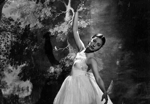 Enrique Pineda Barnet's 'Giselle'.