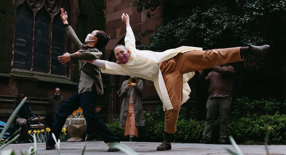 KODA's 'Embodied Activism'. Photo by Allina Yang.