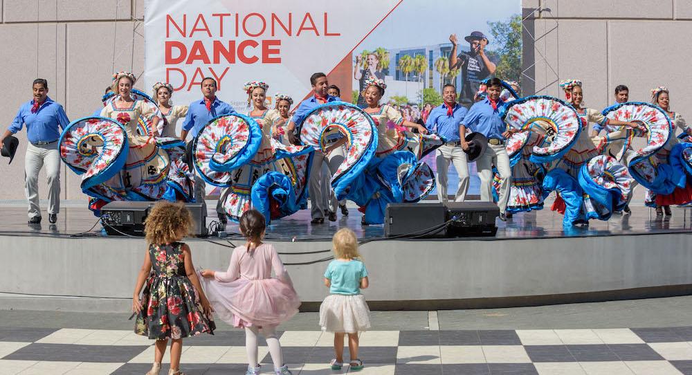 National Dance Day 2019. Photo by Stan Sholik.
