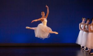 New Professional Graduate Diploma in Modern Ballet at Royal Conservatoire of Scotland in partnership with Scottish Ballet. Photo by Andy Ross.