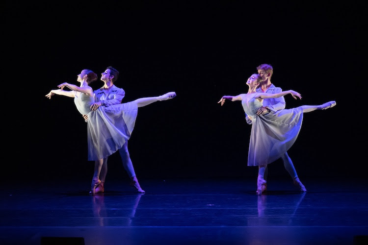Photo courtesy of English National Ballet School.
