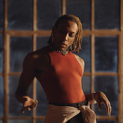 A.I.M by Kyle Abraham's Jae Neal in 'If We Were a Love Song'.