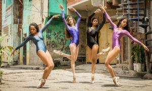 Ballet Paraisópolis for Só Dança. Photo courtesy of Só Dança.
