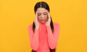 Headaches in acro class.