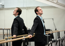 New York City Ballet Artistic Director Jonathan Stafford. Photo by Erin Baiano.