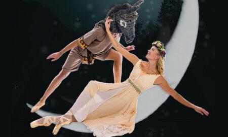San Jose Dance Theatre's 'A Midsummer Night's Dream'.