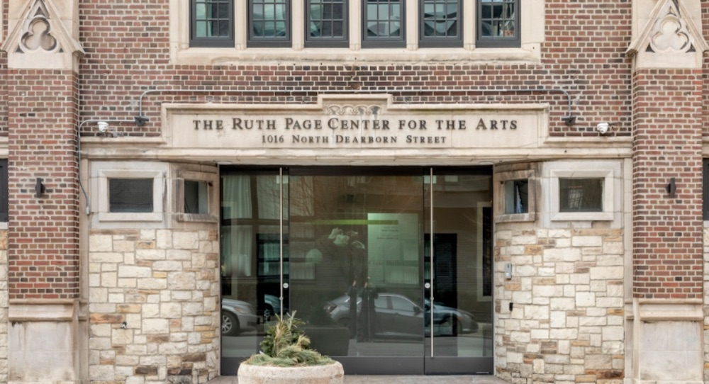 The Ruth Page Center for the Arts.